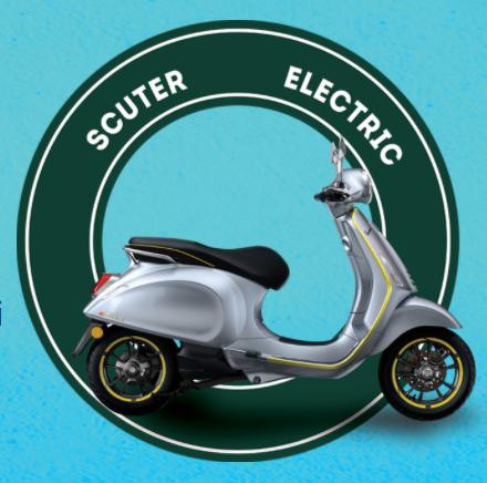 Concurs Lipton - Castiga un Scuter Electric Vespa - concursuri - online - promotie - mega image