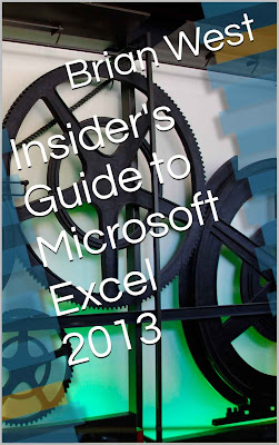 [FREE EBOOK]Insider's Guide to Microsoft Excel 2013 by Brian West
