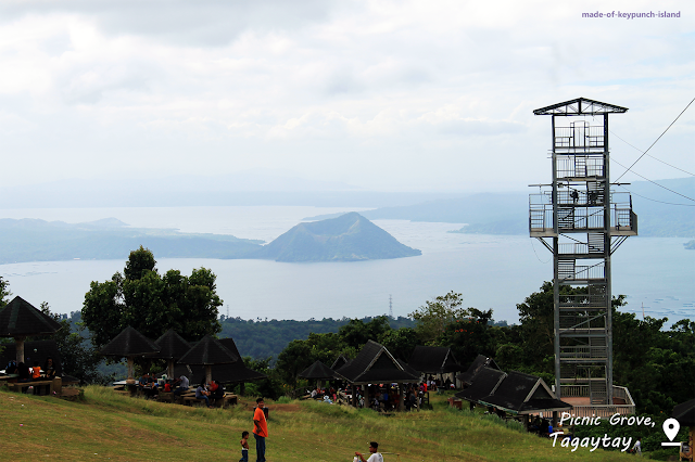 Picnic Grove Taal Volcano