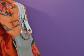 Zamontuj Wymontuj Wyremontuj - Farbowanie torby