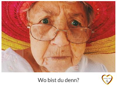Niemiecki w opiece - Z życia opiekunki czyli co możemy usłyszeć od podopiecznego