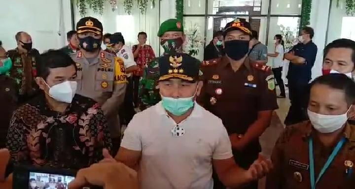 Gubernur Kalteng Jelaskan Bahwa Kerjasama PT Pertamina dengan Pemerintah Daerah dapat Memberi Keuntungan