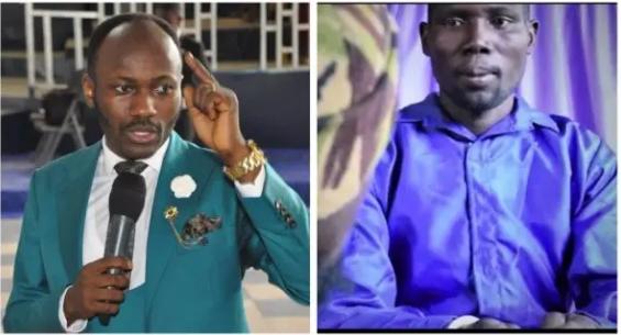 Apostle Suleman begs Boko Haram not to kill the abducted Borno pastor Bulus Yikura
