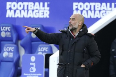 Manager Guardiola said Manchester City may break transfer record