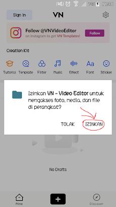 aplikasi vn video editor