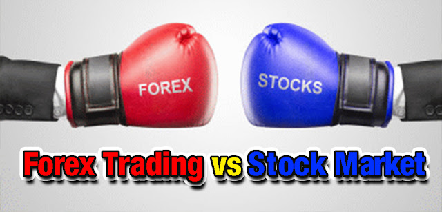 Forex Trading is Better than Stock Market