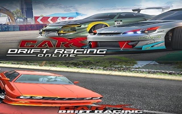 لعبة سباق السيارات المحترفين: CarX Drift Racing