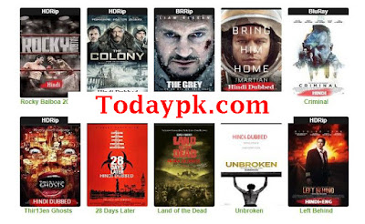 Todaypk.com- 2020 Latest HD Bollywood Movies Download