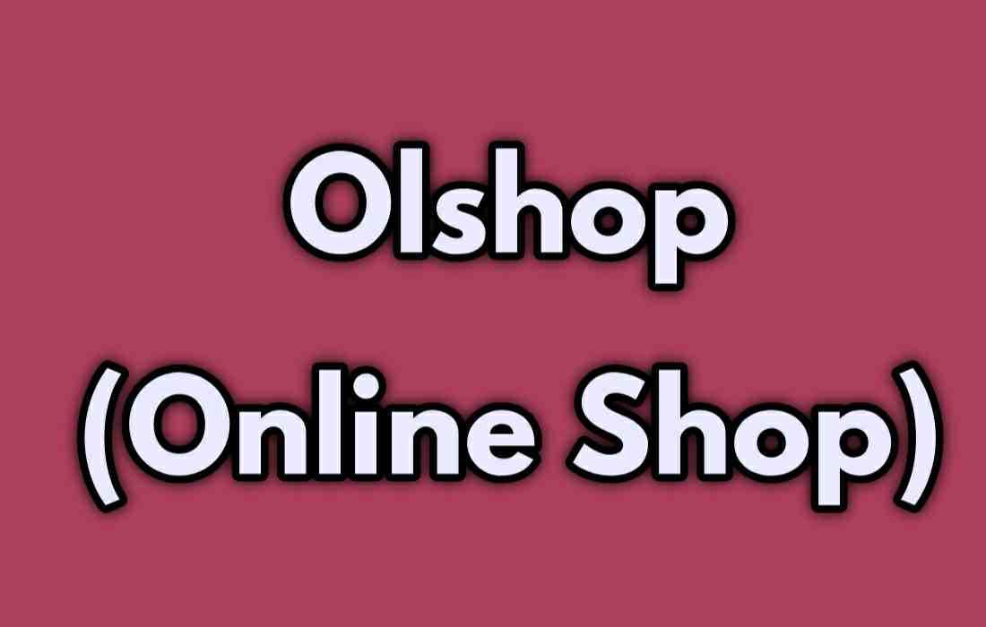 Cara Cepat Bisnis Olshop (Online Shop) Cepat Laku