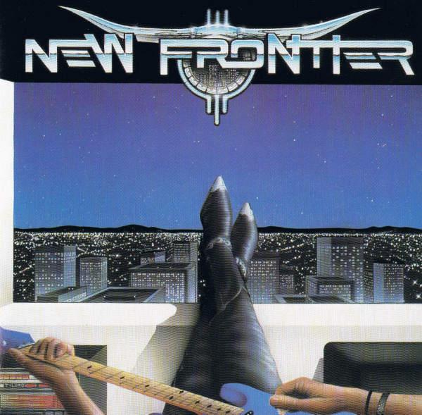 NEW FRONTIER - New Frontier (1988)