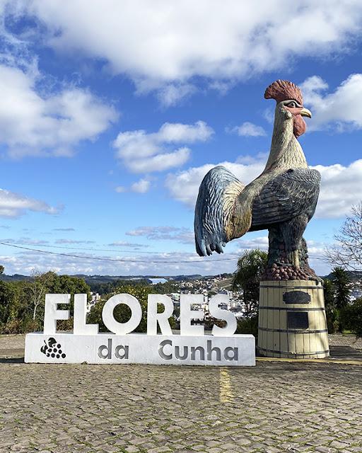 Mirante Gelain e Mirante Arezzo - Flores da Cunha