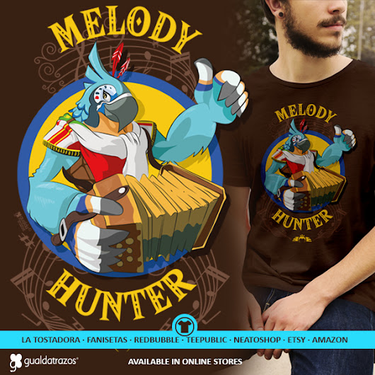 Melody Hunter