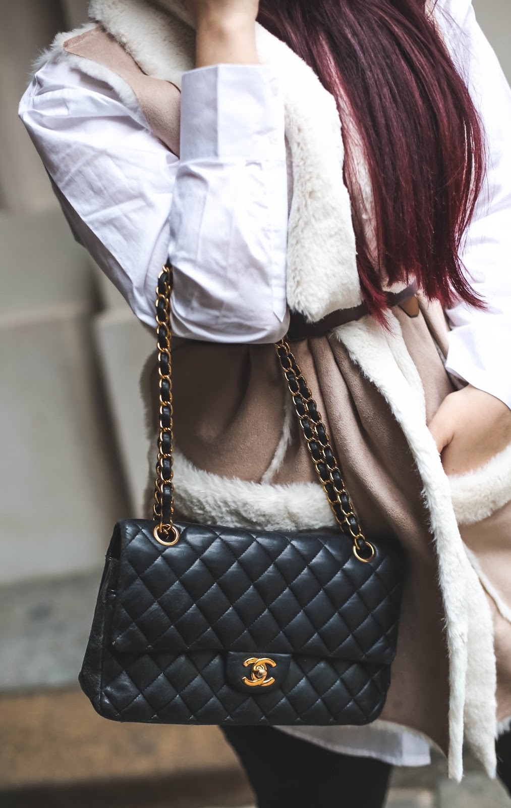 timeless sac Chanel blog mode paris