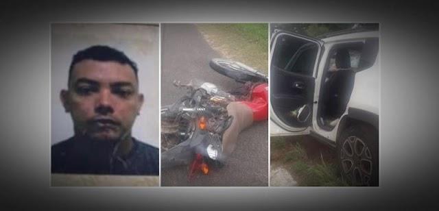 Irmão de capitão da PM morre em acidente na BR 343, no Piauí