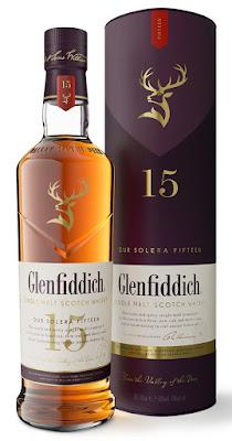 Glenfiddich 15 Years Our Solera Fifteen 15 Yıllık İskoç Viskisi