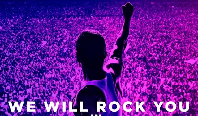 Images: New IMAX Poster For Bohemian Rhapsody