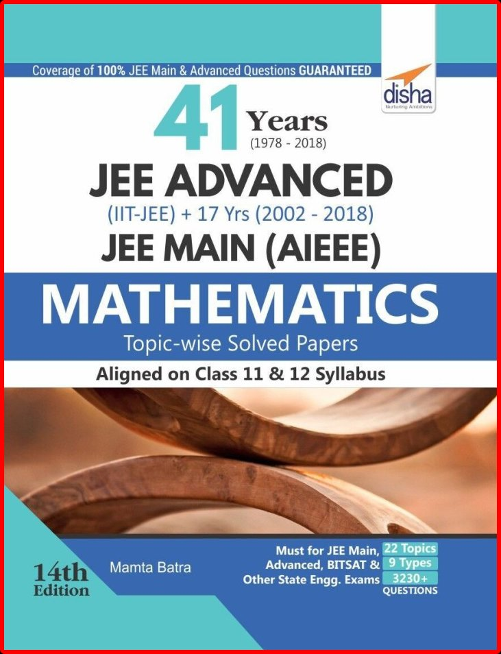 39 years iit jee disha pdf free download