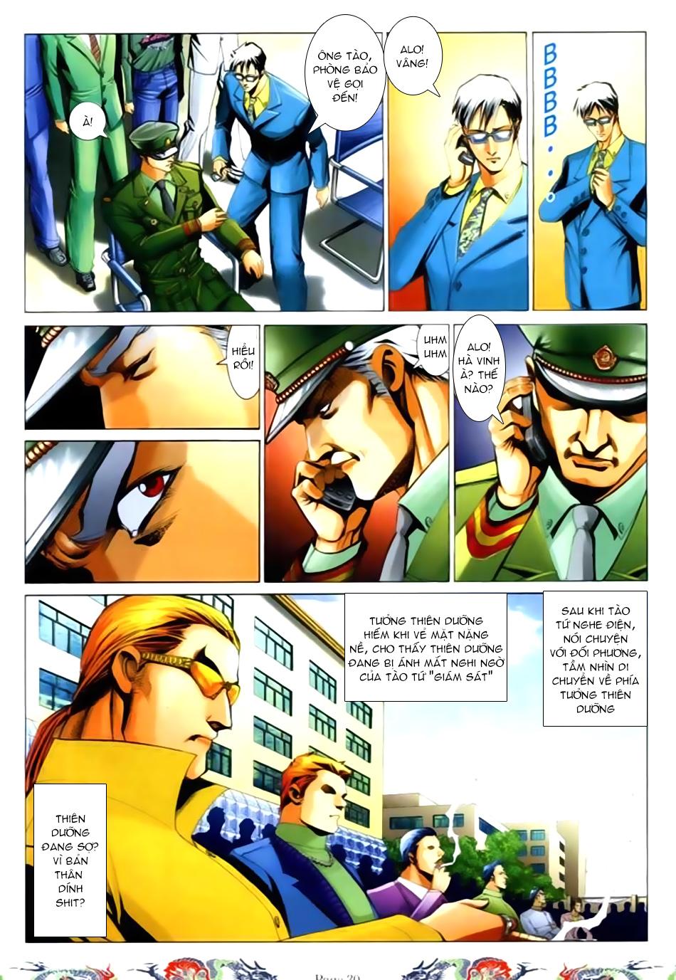 Người Trong Giang Hồ Chap 735 - Truyen.Chap.VN