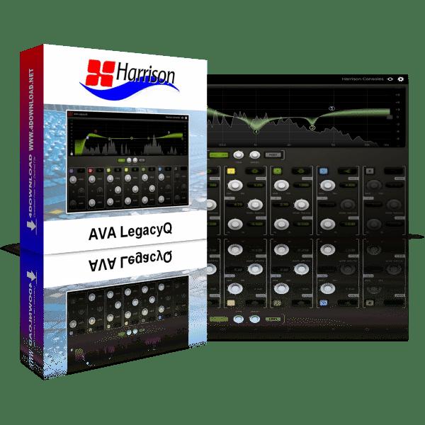 Harrison AVA LegacyQ v3.0.1 Full version