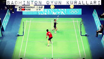 badminton kuralları