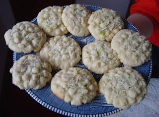 Plate of Lime-Coconut Sugar Cookies.jpeg