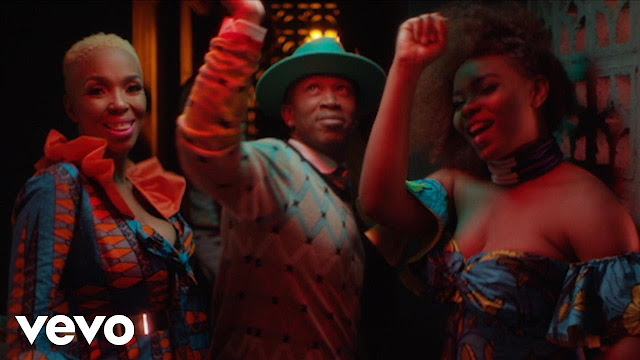 Mafikizolo Ft Yemi Alade - Ofana Nawe Video
