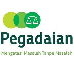 Logo PT Pegadaian (Persero)
