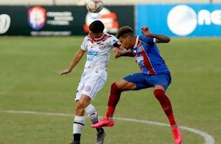Bahia é campeão ao vence o Atlético de Alagoinhas nos pênaltis
