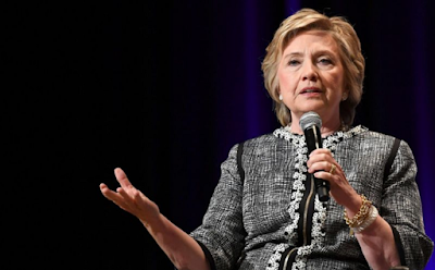 Hillary Clinton will run for the White House in 2020