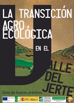 Nueva GUÍA SOBRE AGROECOLOGÍA EN EL VALLE DEL JERTE