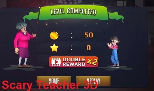 تحميل لعبة Scary Teacher 3D المعلمة المرعبة للاندرويد و الايفون