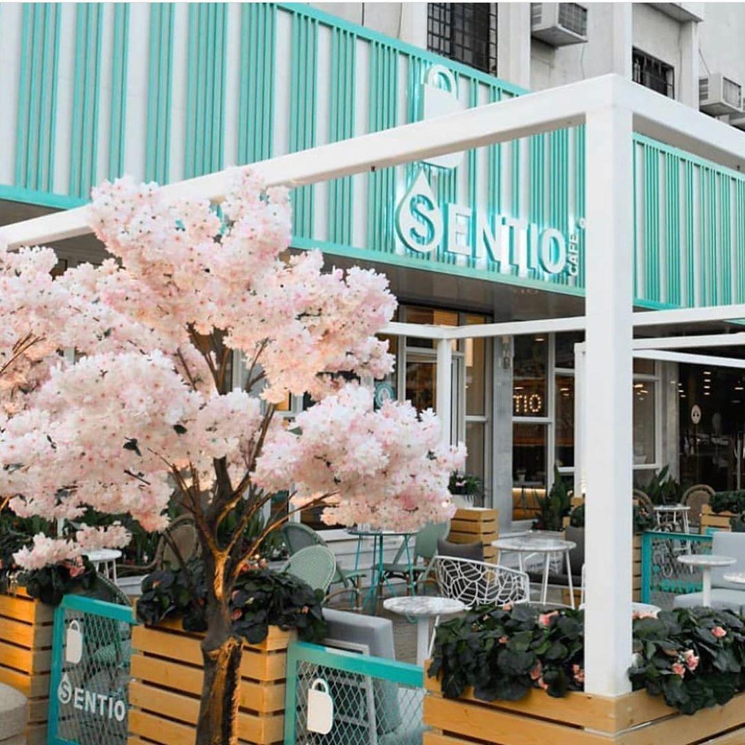 أسعار منيو ورقم وعنوان فروع سينتيو كافيه Sentio Cafe