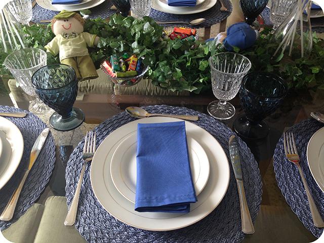 Decoração Festa dos Minions : Mesa Almoço