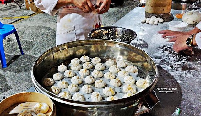 Sandakan Food Festival 2019 Food - Xiao Long Pau