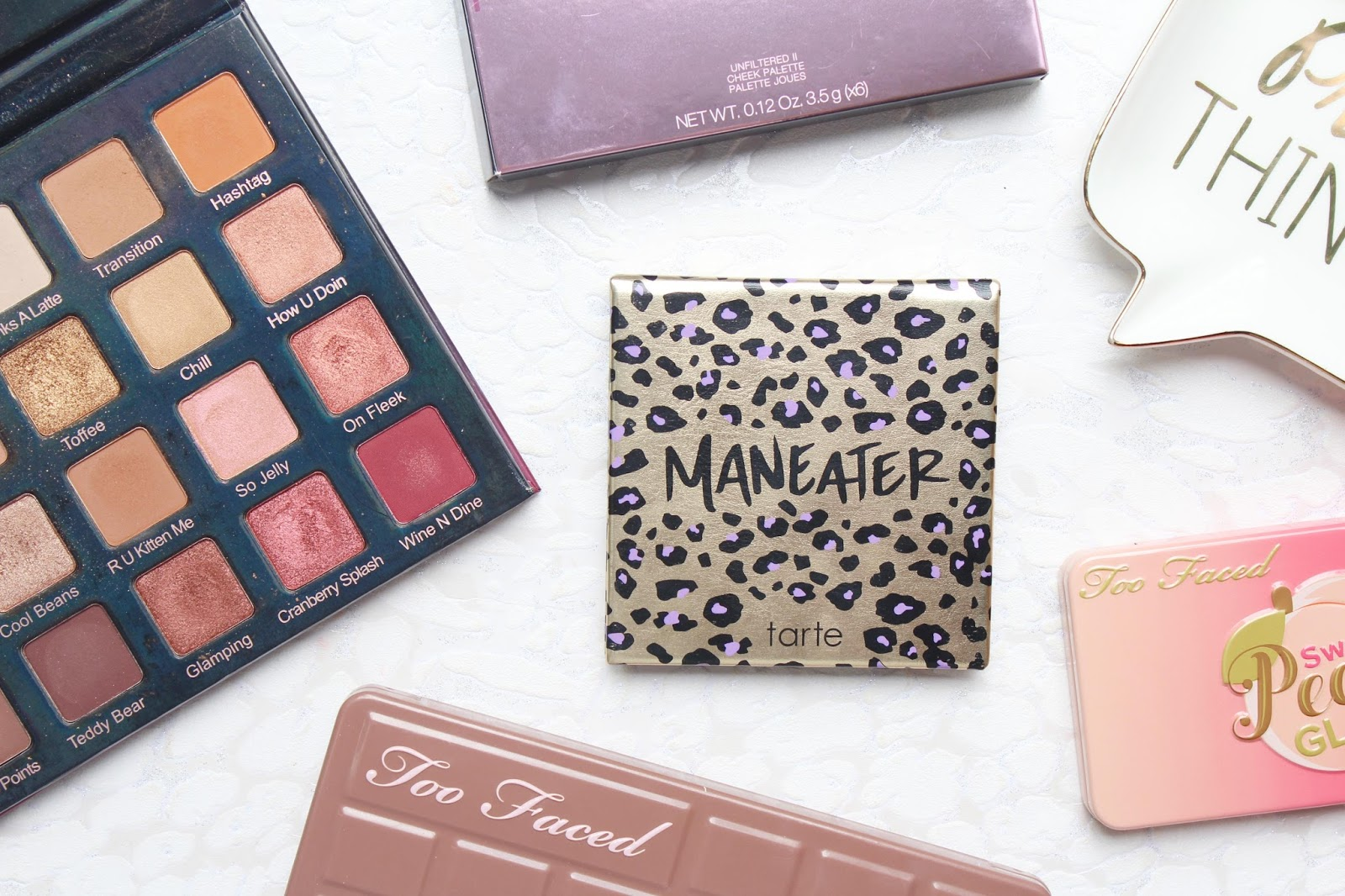 My Five Favourite Palettes