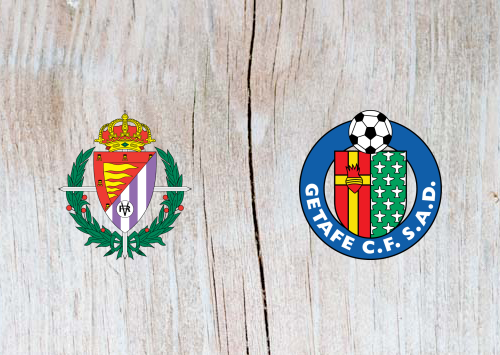 Real Valladolid vs Getafe - Highlights 15 January 2019