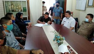 Sidang Kasus Rehab Pagar Pasaraya Solok Terhenti, Mediasi Kembali Dilakukan