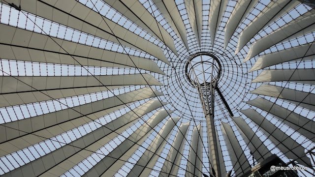 Cúpula da Postdamer Platz - Berlim