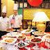 Celebrating 62nd year of Merdeka Celebration at Grand Blue Wave Hotel Shah Alam