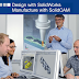 Khóa học SOLIDWORKS + SolidCAM EDU Training Course
