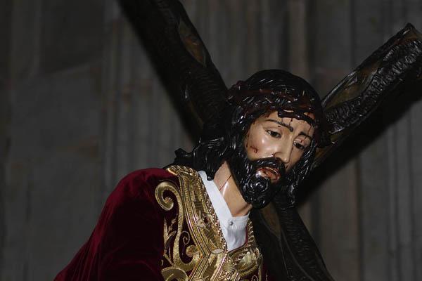 Asi será la Semana Santa de la Hdad de Jesús Caído de Cádiz