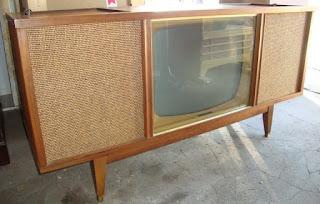 televisi meja