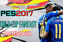 World Cup 2022 Fantasy Mods - PES 2017