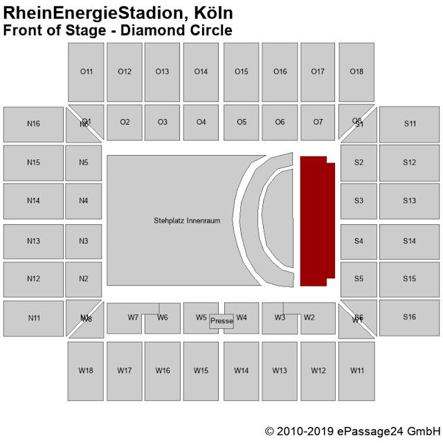 RheinEnergieStadion front of stage– Sitzplan from Rhein energie stadion sitzplan, rhein energie stadion sitzplan, sitzplan rhein energie stadion, rheinenergiestadion köln sitzplan, sitzplan rheinenergiestadion, reihen, 3d, konzert,