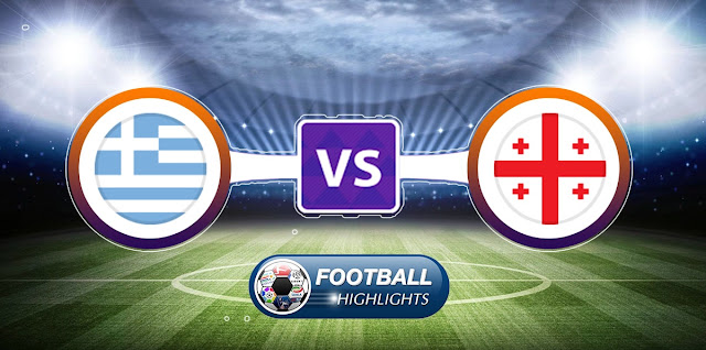 Greece vs Georgia – Highlights