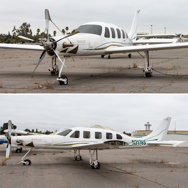 Cessnateur: Sreya SA-6 Envoy