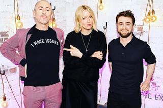 Updated(3): Daniel Radcliffe and Alan Cumming on BBC Radio 6's Lauren Laverne