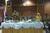 Pencanangan Program Gema Wira Oleh Camat Tambora Bambang Sutarna