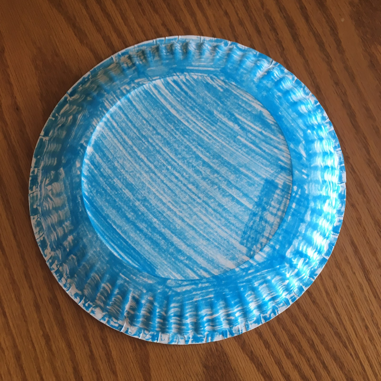 Patriotic Paper Plate Spinners & What I Live For: Patriotic Paper Plate Spinner