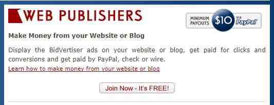 Blog/website me Bidvertiser ke Ads lagakar Paisa kaise kamaye